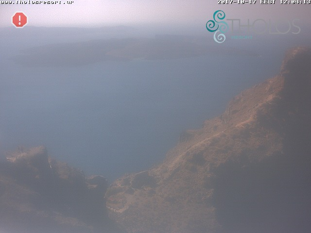 Tholos Resort Webcam